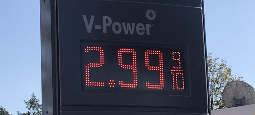 Higher Gas Prices Boost Inflation, For Now: October 9 – 13