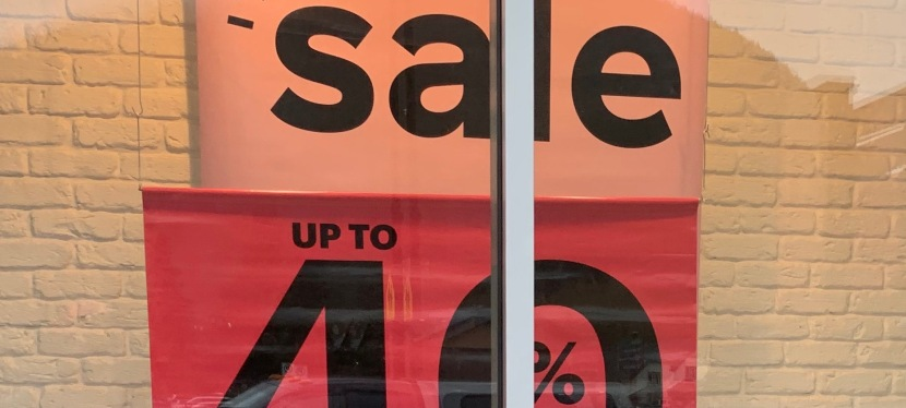 Spring Had Sprung for Retailers in March: April 15 –19