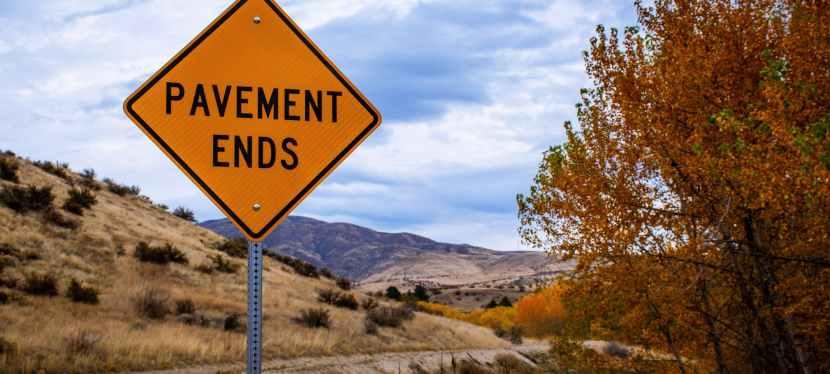 The Bumpy Road Ahead: April 20 –24